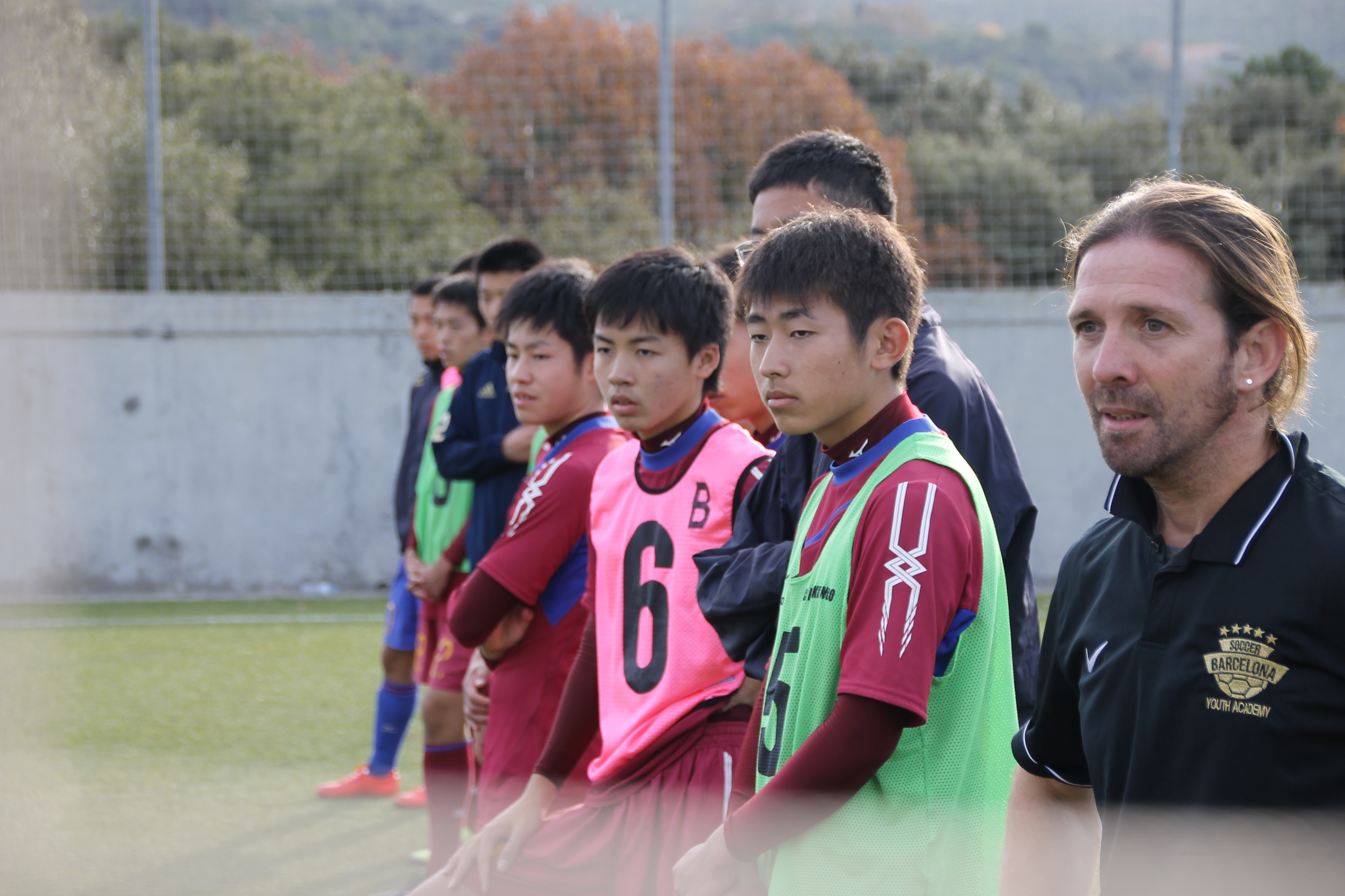 En Sergi Mascarell amb el FC Kokoku