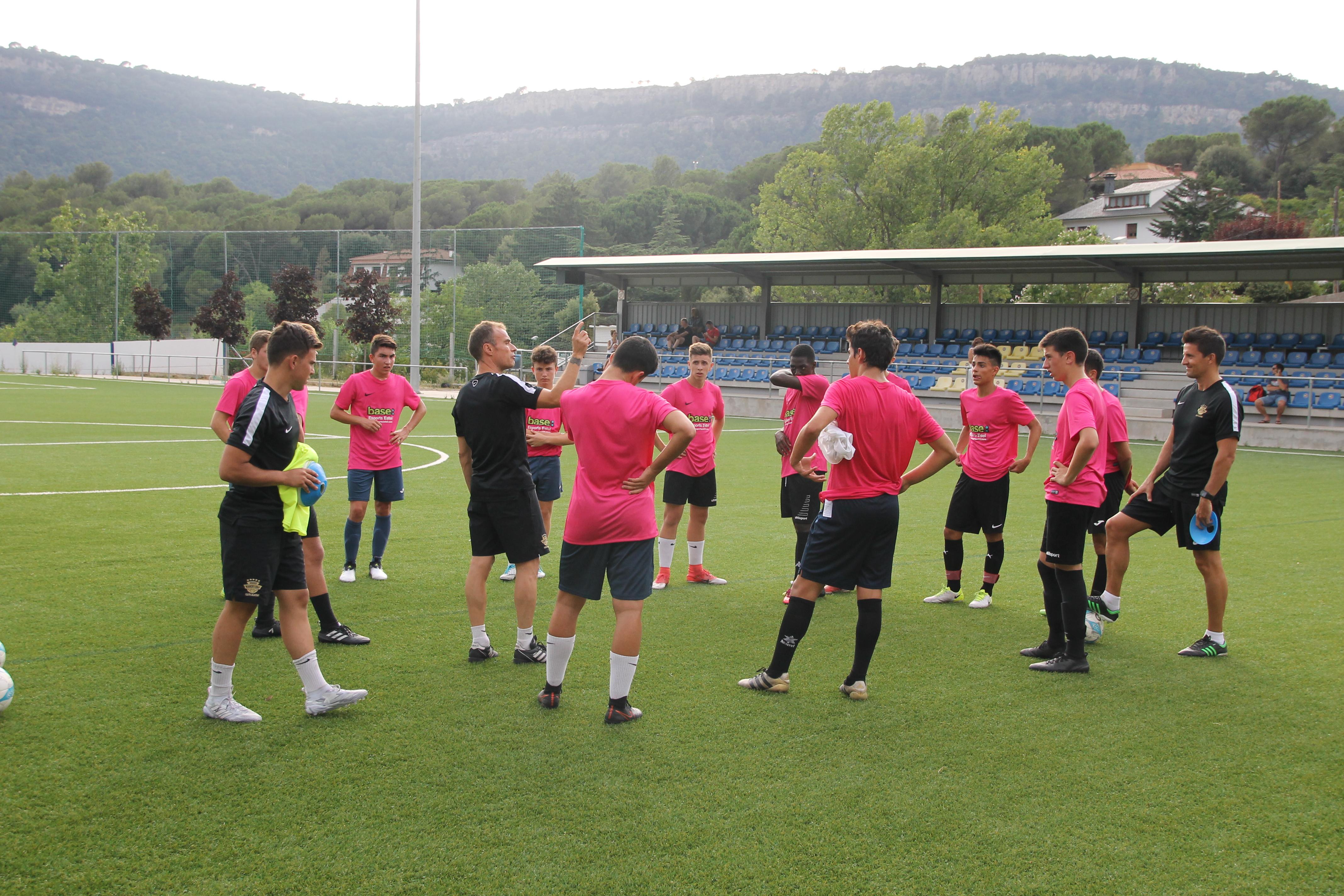 Vildbjerg Cup, equip sub17